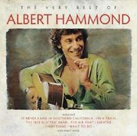 ALBERT HAMMOND - THE VERY BEST OF ALBERT HAMMOND  CD  16 TRACKS POP HITS  NEW!