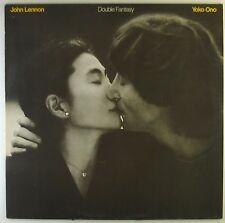 "12"" LP-John Lennon/YOKO ONO-DOUBLE FANTASY-k6322h-Slavati & cleaned"