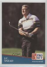 1991 Pro Set JC Snead #248