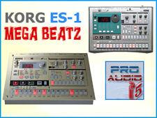 Korg Electribe ES-1 - Beatz Mega! - downl0ad-Korg ES1 format drum kits