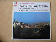 Dvořák - Piano Concerto - R.Firkusny - Vienna - L. Somogyi - EMI Stereo  (01149)
