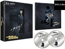 Man From Nowhere Korean Movie English Subtitle / (2 Disc + T-shirt + Booklet)