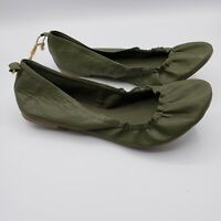 American Eagle Outfitters Scrunch Ballet Flats Womens Size 9
