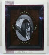"""NEW TARGET HOME 5"""" X 7"""" TABLE TOP RECTANGLE OVAL PICTURE PHOTO FRAME 13 X 18 CM"""