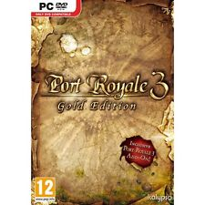 Port Royale 3 - Gold Edition (PC)  BRAND NEW AND SEALED - QUICK DISPATCH