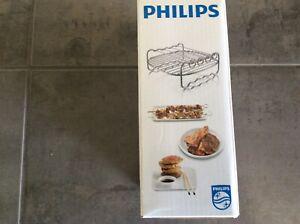 Accessoire pour friteuse Philips grille à 2 niveaux neuf et emballe