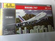 Maquette Avion 1/125 HELLER BOEING 747  /  NEUF