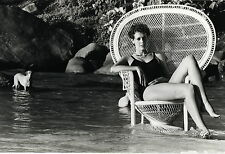 "PHOTO CINEMA 1977 : SILVIA KRISTEL ""EMMANUELLE"" par Christian Simonpietri"