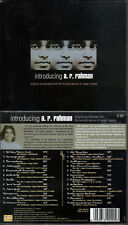 "A.R.RAHMAN ""Introducing"" (2 CD BOF/OST) Genius of Indian Cinema 2006 NEUF"