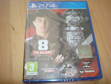 8 TO GLORY ( Bull Riding ) ** NEW & SEALED ** Sony Playstation 4 Ps4 Game