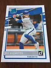 2020 Donruss Baseball Rated Rookie Bo Bichette #57 Rc