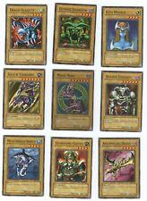 Mazzo Introduttivo Yugi MIY start dek 2002 deck completo mago ita 1 a 46 carte