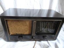 19496 Bakelit Röhren Radio Mende M153W antique tube radio reciever gut 1932