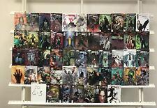 The Darkness Image 50 Lot Comic Book Comics Set Run Collection Box