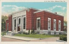 Post Office in Ellwood City PA 1950