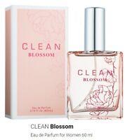 Clean Blossom by Clean 2.14 oz / 60 ml Eau De Parfum EDP, NEW, SEALED