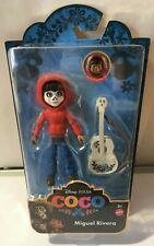 Disney Pixar Miguel Rivera w Guitar  6 inch Figure Mattel 2017  New MINT