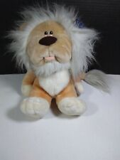"Vintage Rare VTG Emotions Hastings 12""  Lion Plush Mattel 1983 Stuffed Animal!!"