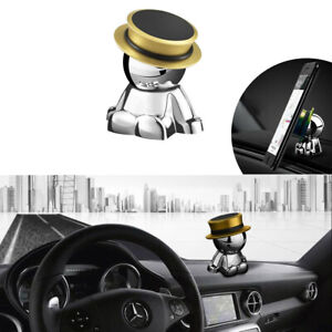 1pcs Rotating Car Dashboard Magnetic GPS Phone Holder Mount Stand Accessories