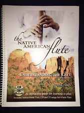 The native american flute book with CD
