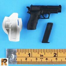 Navy SEAL Winter - P226 Pistol & Holster - 1/6 Scale - Mini Times Action Figures