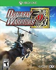 XBOX ONE DYNASTY WARRIORS 9 BRAND NEW VIDEO GAME