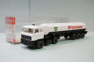 Wiking - Camion Semi-Remorque DAF 3300 citerne BP réf. 24780 BO HO 1/87