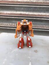 Transformers Titans Return Wheelie Complete Hasbro Takara Tomy