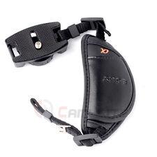 Leather Camera Wrist Hand Strap Grip Belt Correa de agarre dl oniowy for Sony