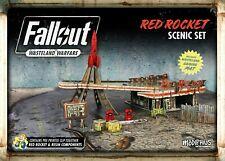Wasteland Warfare - Terrain: Red Rocket Scenic Set (EN)