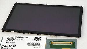 "33,8cm 13,3 "" Lg LP133WH1(TL)(D1) LCD +Touch Dell Latitude XT3 P/N 0504Y9 T154"