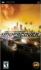 Need For Speed Undercover  PSP Game Only