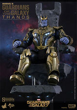 HOT TOYS SIDESHOW 1/6 MMS280 THANOS GUARDIANS OF THE GALAXY NUOVO NEW BROWN BOX