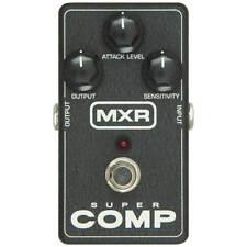 MXR Super Comp Compressor FX Pedal