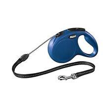 Flexi Cordon Classique Prolongeant Le Plomb Bleu Moyen 5m 20kg - Flexib Chien