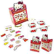 1 JEU DE SOCIETE HELLO KITTY ACTION VERITE OU LE MEMO OU COMPOSE LA TENUE JOUET