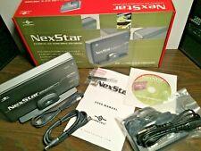 """VANTEC NexStar NST-350UF Aluminum 3.5"""" IDE USB 2.0 & 1394 External Enclosure"""