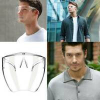 Full Face Shield Anti Fog Visor Reusable Safety Mask Visor Glasses Guard PPE