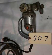 Vintage Electric Stanley Unishear 214 Sheet Metal Shear Machine Shop Tool