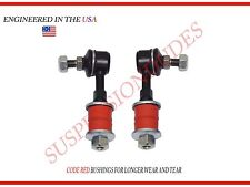 PAIR SWAY BAR LINKS  /BUSHINGS ARE MADE IN THE USA K750201
