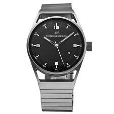 Porsche Men's 1919 Date timer All Titanium Automatic Watch 6020.3010.01012