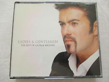The Best of George Michael - Ladies & Gentlemen - 2 CD Box Set
