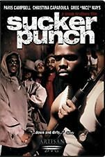 Sucker Punch (DVD, 2004)-REGION 4-Brand new-Free postage