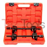 2 HEAVY DUTY COIL SPRING STRUT COMPRESSOR SHOCKS REMOVER SUSPENSION MacPherson
