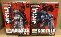 2019 Bandai GODZILLA 65th Anniversary lot  3.5in Mini Figure NEW IN STOCK toys
