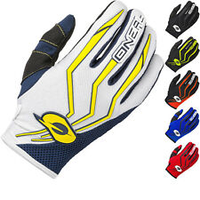 Oneal Element 2018 Youth Motocross Gloves Enduro Off Road Adventure Dirt Junior