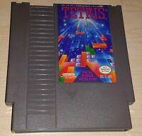 Tetris Nintendo NES Vintage classic original retro Russian puzzle game cartridge