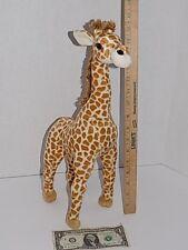 "It's All Greek To Me Giraffe w/Long Legs stuffed/plush animal - 17"""