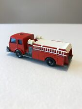 Vintage 1966 Matchbox Lesney Fire Pumper No.29 Denver Decal Die Cast Toy Vehicle