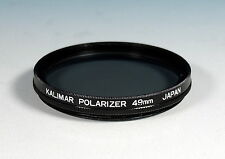 Kalimar polarizador filtro filtre polarizer 49e screw-in - (203297)